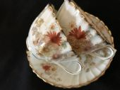 CAREWORN Blair china cup & saucer duo